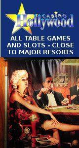 Hollywood Casino Sidebar 160x300 - Nightlife
