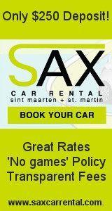 SAX Car Rental Sidebar 16x300 - Rental Cars