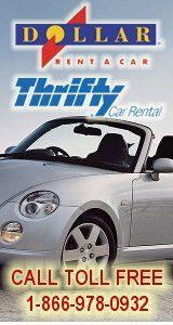 Thrifty Car Rental Sidebar 160x300