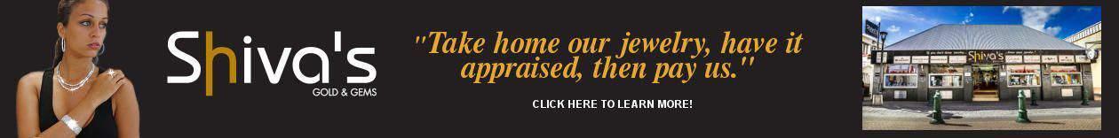 Shiva's Gold & Gems Custom Header - Promotions